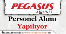 Pegasus Personel Alımı Yapıyor
