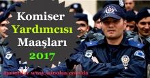Komiser Yardımcısı Maaşı 2017 Yılında Ne Kadar Oldu