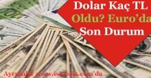 Dolar Kaç TL Oldu? Dolar'da Sert Düşüşler Devam Ediyor