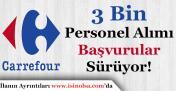 Carrefoursa 3 Bin Personel Alımı! Başvurular Sürüyor
