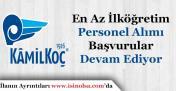 Kamil Koç En Az İlköğretim Mezunu Personel Alımı Başvurularını Kabul Ediyor!