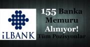 İller Bankası 155 Memur Alımı Başvuruları Sürüyor! Pozisyonlar ve Şartlar Nedir?