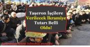 Çalışma Bakanı Taşeron İşçilere Verilecek Maaş İkramiye Ödemesini Açıkladı! Ne Kadar İkramiye Verilecek?