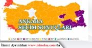Ankara Cumhurbaşkanlığı ve Milletvekili Seçim Sonuçları!