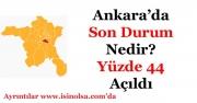 Ankara'da Sandıkların Yüzde 55'i Açıldı! Son Durum Nedir?