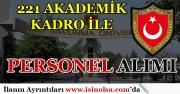Milli Savunma Üniversitesi ( MSÜ ) 221 Akademik Kadro İle Personel Alım İlanı Yayımlandı!