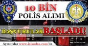 23. Dönem POMEM 10 Bin Polis Alımı Başvuruları Başladı! Başvuru Ekranı!