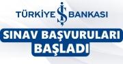 İş Bankası Çok Sayıda Personel Alımı İçin İlanlar Yayımladı