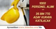 1000 Personel Alımı 35 bin 770 Başvuru TTK Personel Alımı Kura Tarihi Ne Zaman?