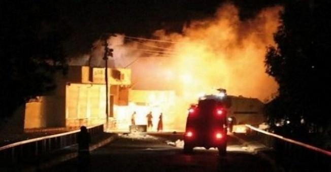 Van'da Asker'e Hain Saldırı! Bomba Yüklü Araç İnfilak Etti