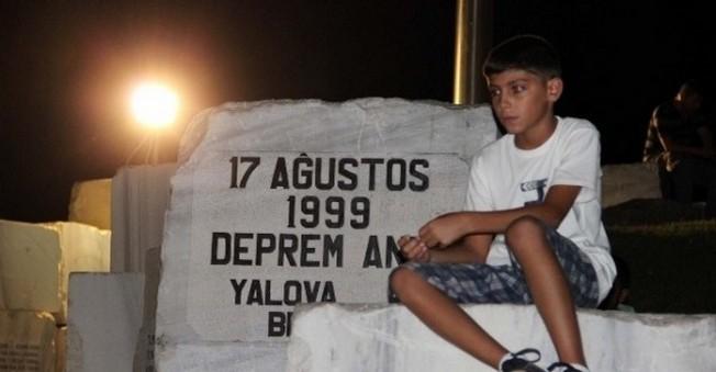 Yalova'da 17 Ağustos GÖZYAŞLARI İçinde Anıldı