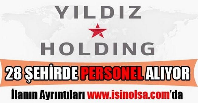 Yıldız Holding Personel Alımı 2015