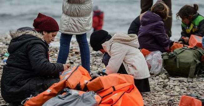 Yine Mülteci Ölümleri! 10 Kişi Hayatını Kaybetti