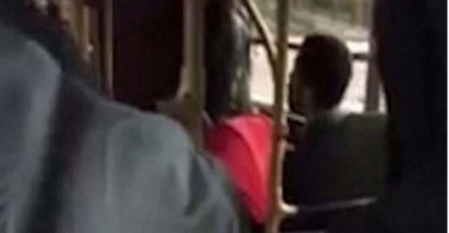 Yolcu Otobüsünde Türk Vatandaşa Ağır Küfürler Etti