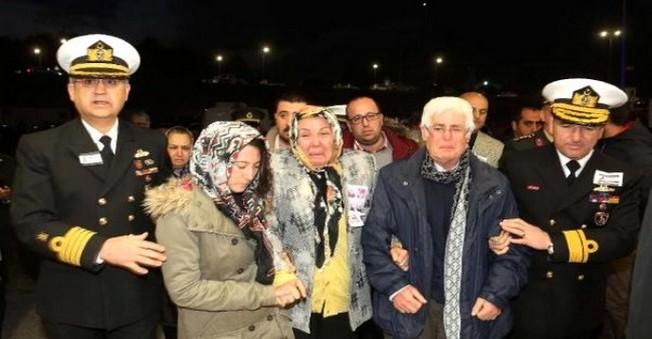 Yüzbaşı Yiğit Can Çiğa'nın cenazesi Mersin'de