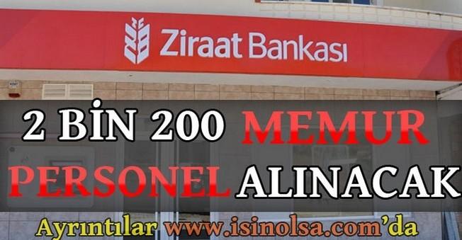 Ziraat Katılım Bankası Memur Personel Alımı 2015