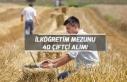 İlköğretim Mezunu 40 Çiftçi Personel Alımı...