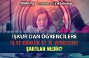 İŞKUR'dan Öğrecilere İş ve Günlük 67...