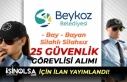 İstanbul Beykoz Belediyesi Silahlı Silahsız 25...