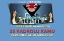 KPSS Şartı Olmadan TÜBİTAK Kadrolu 35 Kamu Personeli...