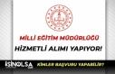 Milli Eğitim Müdürlüğü Hizmetli (Kamu Kuruluşları)...