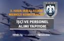 MSB 3. Hava İkmal Bakım Merkez Komutanlığı İşçi...