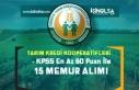 Tarım Kredi Erzurum Bölge Birliği 60 KPSS İle...