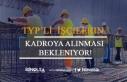 TYP'li İşçilerin de Kadroya Alınması Bekleniyor!...
