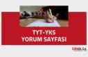 TYT-YKS 2019 Yorum Sayfası, Tüm Yorumlar