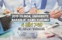 2019'da Bakanlık ve Kurumlara 3 Bin 800, Üniversitelere...