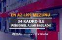 Akbank En Az Lise Mezunu 34 Kadro İle Banka Personeli...