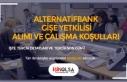 Alternatif Bank Gişe Yetkilisi Alıyor, Maaşlar...