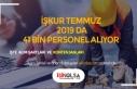 Kamu ve Özele Türkiye Geneli 1380 Pozisyon İle...