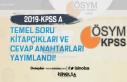 KPSS A Grubu ve Öğretmenlik Kitapçıkları ve Cevap...
