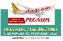 Pegasus İŞKUR Üzerinden Lise Mezunu Büro Memuru,...