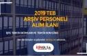 TEB Arşiv Görevlisi Alıyor, 2019 Arşiv Görevlisi...