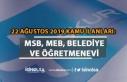 22 Ağustos Kamu Personeli Alımları: MSB, Öğretmenevi,...