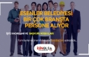 Esenler Belediyesi 157 Tekniker, Yardımcı Personel,...