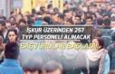 İŞKUR'dan Kamuya 257 Kişilik Toplum Yararın...