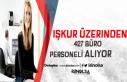 İŞKUR Üzerinden 427 Büro Memuru Alımı Yapılacak