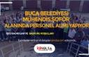 İzmir Buca Belediyesi 50 Mühendis, Büro Memuru,...