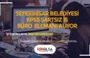 İzmir Seferihisar Belediyesi KPSS Şartsız Lise...