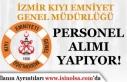 İzmir Kıyı Emniyet Müdürlüğü Personel Alım...