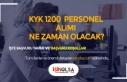 KYK 2019 Yılı 1200 Personel Alımı İlanı Ne Zaman...