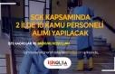 SGK Kapsamında İki İlde 10 Kamu Personeli Alımı...