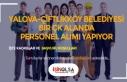 Yalova Çiftlikköy Belediyesi 26 Mühendis, Büro...