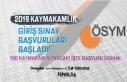 2019 Kaymakamlık Sınavı Başvuruları Başladı!...