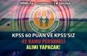 Antalya Tarım Kredi 60 KPSS İle ve KPSS'siz...