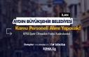 Aydın Büyükşehir Belediyesi KPSS'siz Kamu...