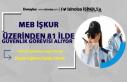 İŞKUR 81 İl MEB Güvenlik Personeli Alım İlanı...